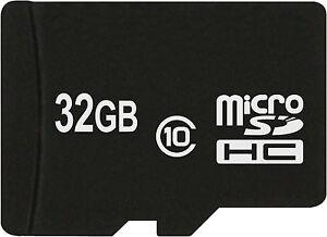 32-GB-Micro-SDHC-MICRO-SD-classe-10-Scheda-di-memoria-per-Drone-V-X4-PRO