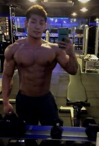 asian body builder pussy