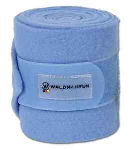 Vendajes-Vendas-de-Fleece-reitbandagen-4-er-Set-azul-claro-300cm