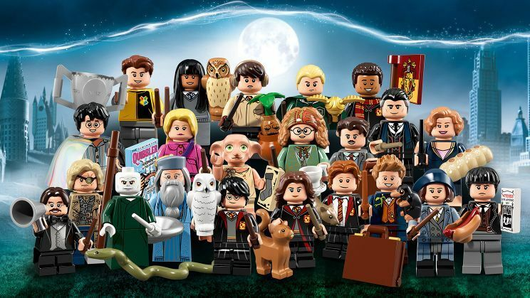 Lego Harry Potter minifigure All available, All in packet