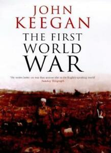 The First World War,John Keegan- 9780091801786