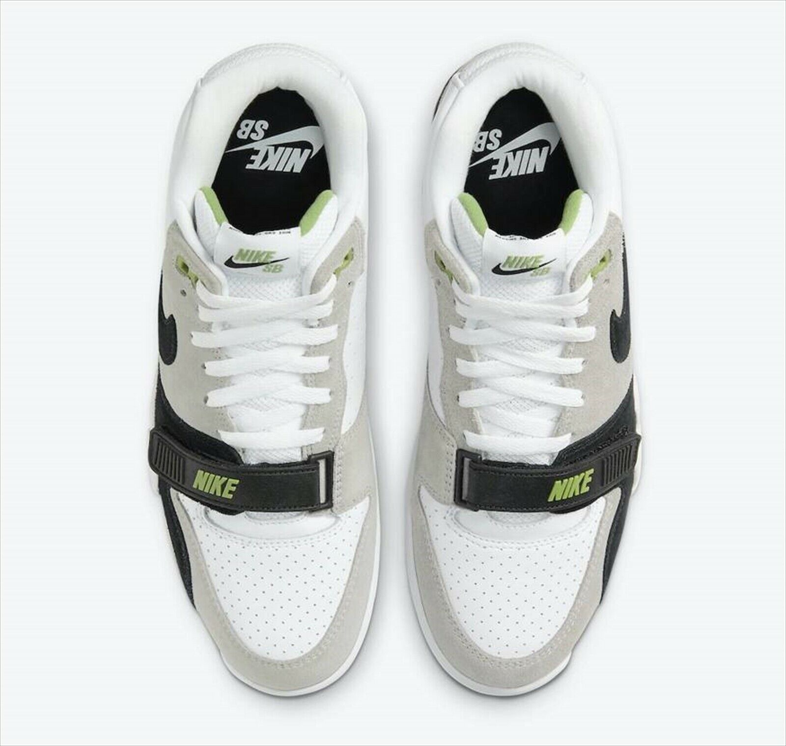 Size 11 - Nike Air Trainer 1 SB Retro 2020 Chlorophyll for sale ...