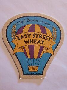 1994 Bière Barre Dessous De Verre ~ Odell Brassage Easy Street Blé ~ Fort E36mm57d-08000610-600093231