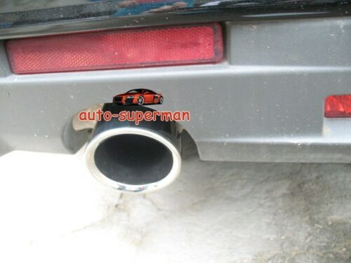 Chrome Exhaust Muffler Tip Pipe For Cadillac CTS 2008-2012  Except CTS-V