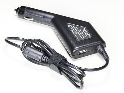 SUPER POWER SUPPLY® HP Compaq Laptop Car Charger USB NX6105 NX7010 nc4010 nc4000
