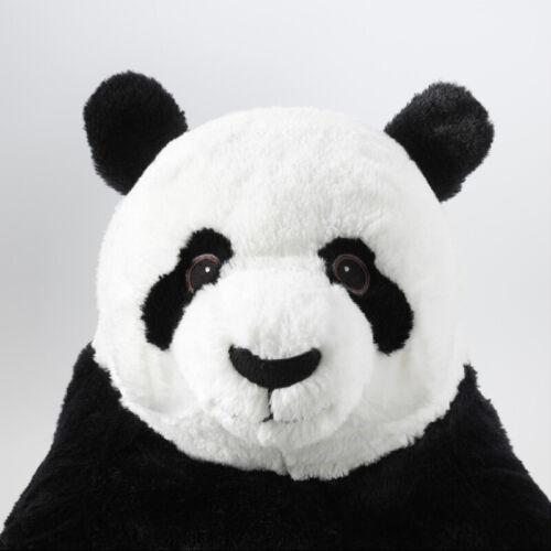IKEA Panda Bär DJUNGELSKOG 47 cm Pandabär Kuscheltier Plüschtier Stofftier