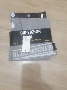 1-Pantalon-de-pyjama-homme-Chevignon-coton-XXL