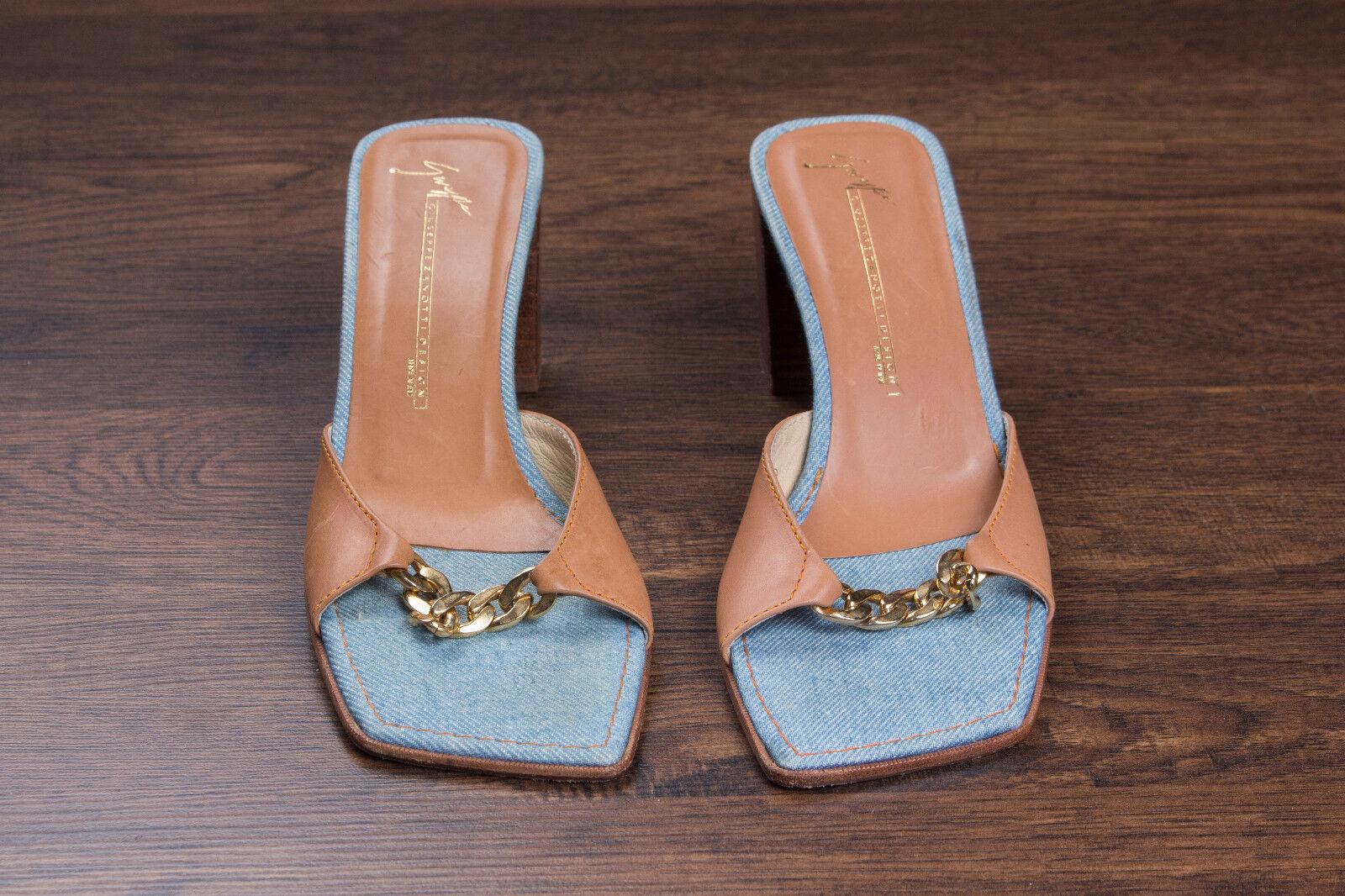 Women's Giuseppe Zanotti High Heel shoes Sz Sz Sz 38   US 8 3920af