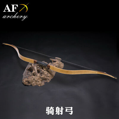AF New Product Zhu Ran Bow 20-50lbs Handmade Laminated  Recurve bow Han Long bow