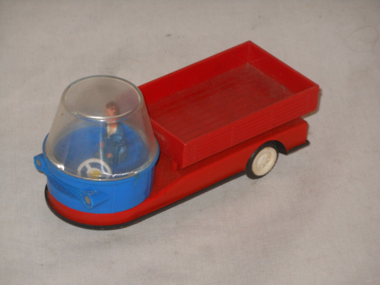 Interflug - Service Airfield Vehicle by Msw - 60èr Years - Vintage Toy