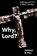 Why Lord?: Suffering and Evil in Black Theology