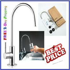 WaterPik KOBACH SERIES Polished Chrome Sink Faucet Set with Pop Up Drain