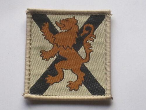 TRF Desert  Patch 2 Stück Royal Regiment of Scotland