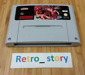 Super Nintendo SNES Pit-Fighter PAL