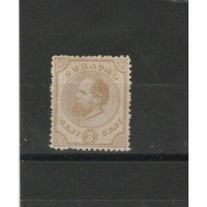 Curacao-1873-William-III-Yv-N-2-1-Val-Mlh-MF51566