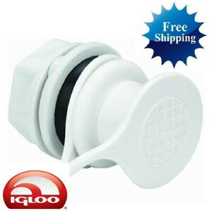 Igloo Coolers 24011 Replacement Cooler Drain Plug Screw On