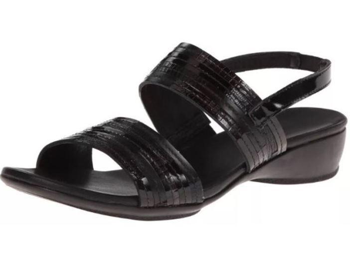 Munro Women's Black Tangier Slingback Sandals 1812 1812 1812 Size 7.5M  184 943866