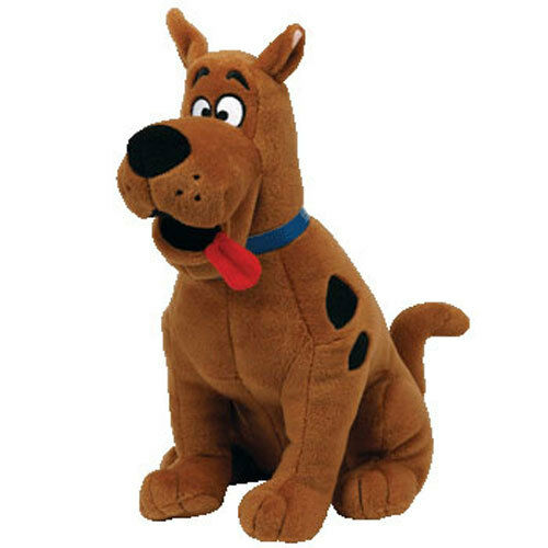 TY Classic Plush - SCOOBY DOO the Dog (Medium - 10.5 inch) -MWMTs Stuffed Animal