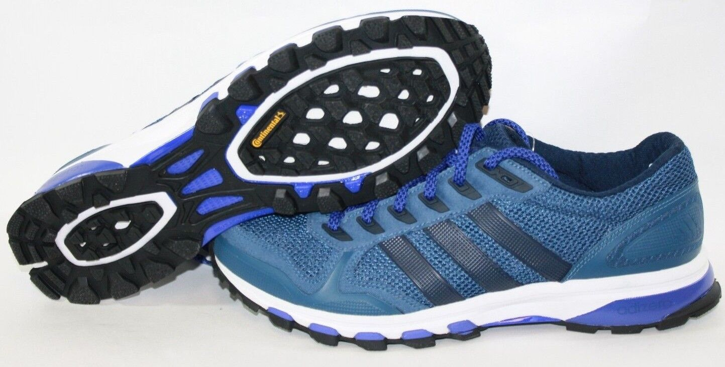 NEW Mens Sz 9 ADIDAS Adizero XT 5 B41018 Vista bluee Trail Sneakers shoes