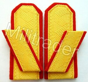 Korean-Army-DPRK-Marshal-OR-Vice-Marshal-Collar-and-Shoulder-Boards-Set