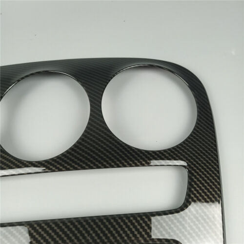 Car Center Console Panel Decoration Cover Trim For Benz C Class W205 GLC X253