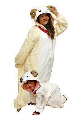 Sazac Kigurumi Costumes for All Ages - Pajamas Set - Halloween Dress - Fun