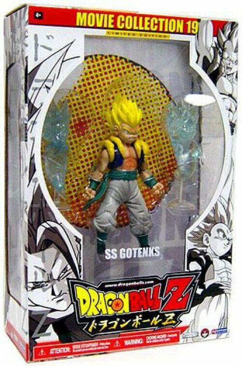 Dragon Btutti Z Series 19 Movie collezione SS Gotenks azione cifra