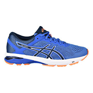 8c5a4d52f14c Details about Asics GT- 1000 6 Men s Running Shoes Victoria Blue Dark  Blue Orange T7A4N-4549