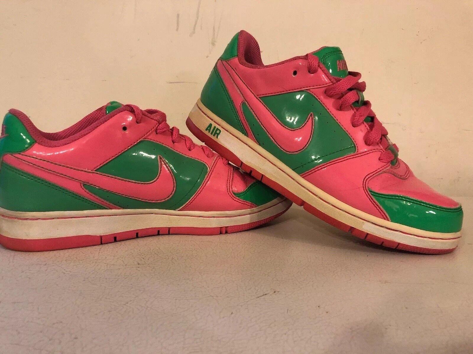 nike air prestige donne rosa rosa rosa verde atletico scarpe 318972-361 misura 7,5 | Aspetto piacevole  | Nuovo Prodotto 2019  | Scolaro/Signora Scarpa  | Scolaro/Signora Scarpa  | Scolaro/Ragazze Scarpa  574c4b
