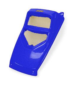 NEW SUZUKI LT250R LT 250R DARK BLUE PLASTIC CUSTOM HOOD PLASTICS