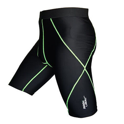COMPRESSION SKINS SHORTSGYM CYCLING RUNNING EXERCISE SPORT BIKESALL SIZES
