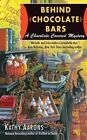 Behind Chocolate Bars by Kathy Aarons 9780425267257 (paperback 2016)