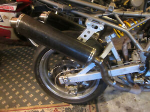 Image Is Loading Ducati 750ss 900ss Ie Arrow Remus Carbon Fiber