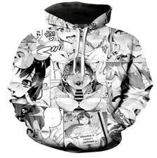 Hentai Ahegao 3D Anime Kapuzen Sweatshirt Kapuzenpulli pulli Hoodie Pullover k17