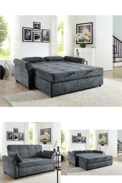 Sleeper Futon Sofa Bed Lounger