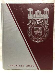 2014-15-St-Joseph-Preparatory-High-School-Prep-Yearbook-Chronicle-2015-MMXV