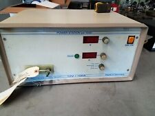 Plating Electronic Gmbh Power Supply 12 Volt 100 Amp Rectifier Dc For Parts