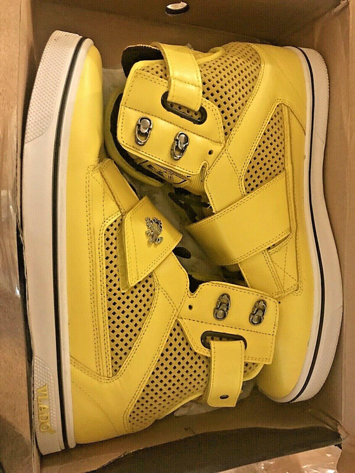 nuovo W scatola Vlado Footwear Dimensione 12 Atlas gituttio Tennis sautope High Top Sautope classeiche da uomo