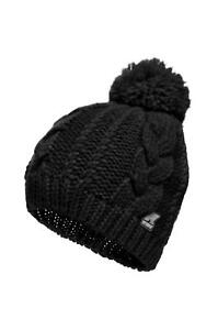 7ccd1e11d3 K-WAY Cappello donna in lana con pon pon, K0090H0, cuffia lana ...