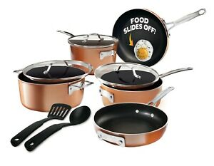 Gotham-Steel-Stackable-Pots-and-Pans-Set-Stackmaster-Complete-10-Piece-Set-NEW