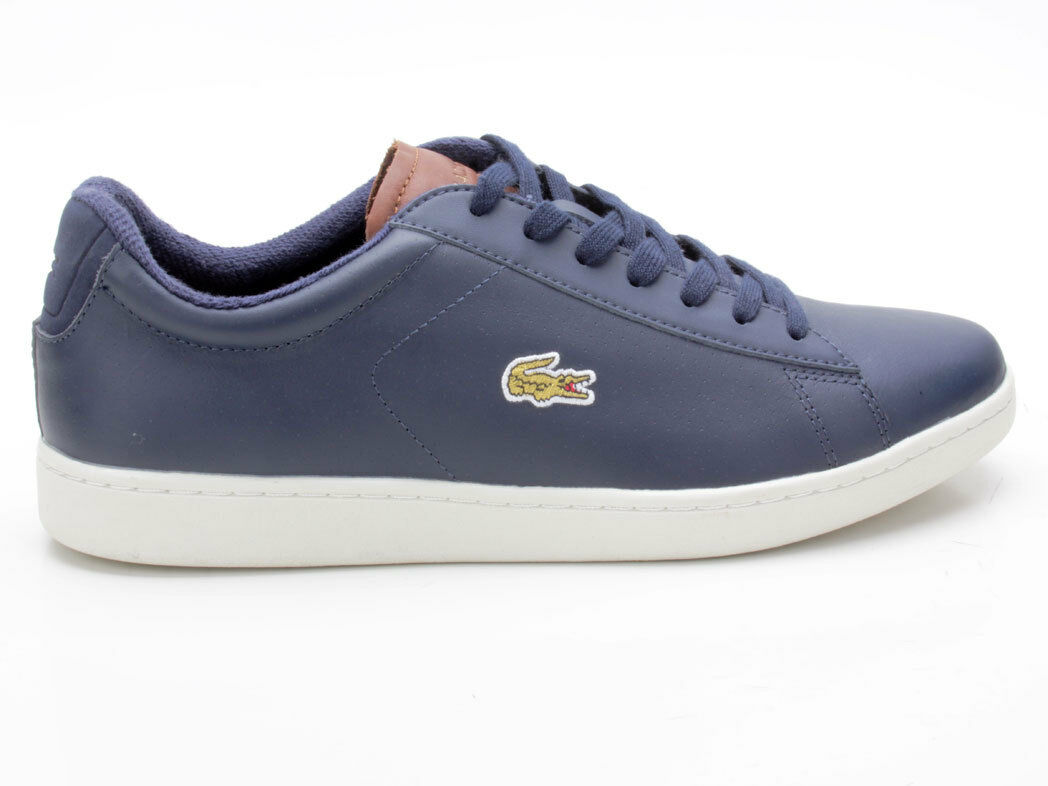 Lacoste Carnaby Evo 317 6 SPM Leather Blue