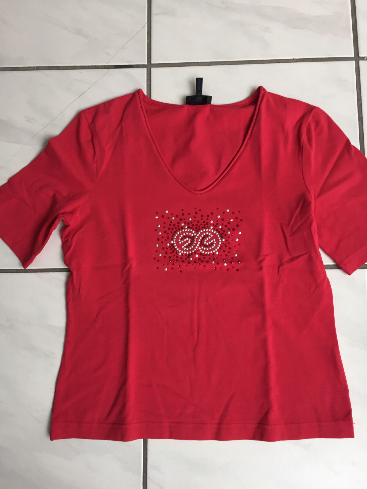 ESCADA T-Shirts in M rot
