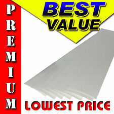 """50 Golf Club 2""""x 9"""" Pro Grip Tape Strips Double Sided Kit Set - No Vise Clamp"""