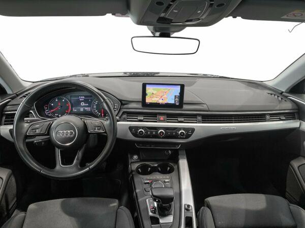 Audi A4 2,0 TDi 190 S-line Avant quattro S-tr. billede 5