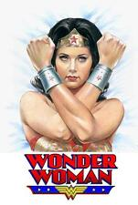 Wonder Woman # 10-8 x 10 Tee Shirt Iron On Transfer