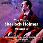 The Classic Sherlock Holmes, Vol. 4 by Various Artists (CD, May-2011, 2 Discs, Heritage Media)