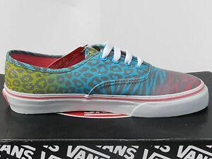Vans Authentic Chaussures 34,5 Tennis Enfants Baskets Safari ...