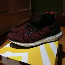 c953b4aaf Adidas Ultra Boost ATR LTD Mid All Terrain Burgundy Men size 10 US  Ultraboost