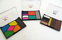 6 Color Eye Shadow Makeup Palette Cosmetic Eyeshadow Matte Set