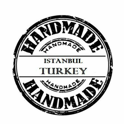 TURKISH HANDMADE JEWELRY 925 STERLING SILVER ALEXANDRITE STONE MEN RINGS